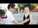 Сэм Никель трогает 1000 девушек за грудь
